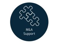 MandA support